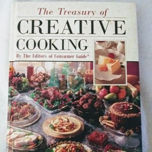 Other - Creative Cooking cook book